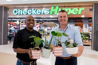 Small business grows exponentially after signing with Checkers